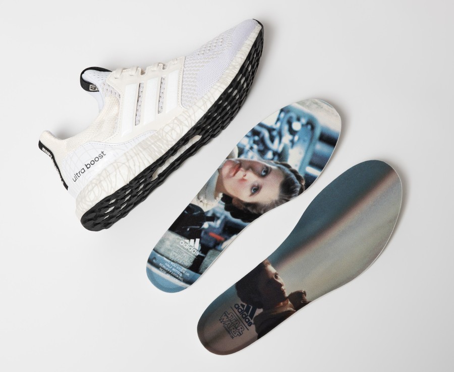 Adidas-Ultra-Boost-DNA-Princess-Leia-blanche-et-noire-2