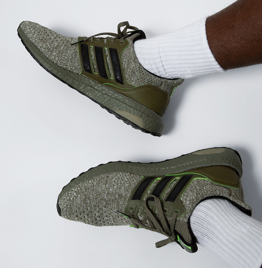 Adidas-UltraBoost-DNA-Master-Jedi-Yoda-verte-2