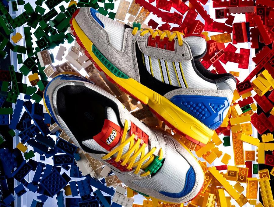 Adidas ZX 8000 AZ X multicolore 2020 (4)