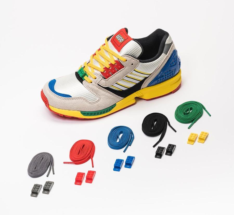 Adidas ZX 8000 AZX Lego Multicolor FZ3482