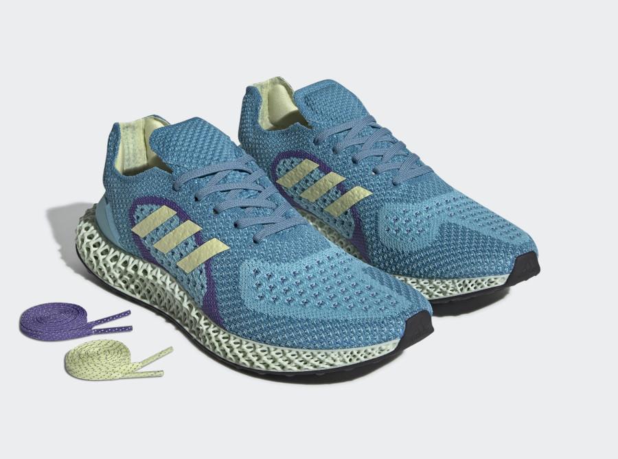 Adidas ZX Runner 4D Aqua date de sortie