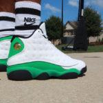 Air Jordan XIII Retro Lucky Green