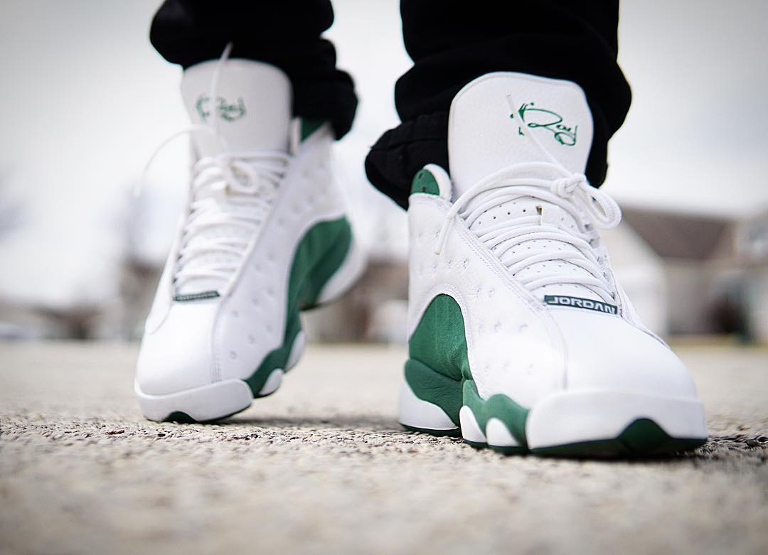 Air Jordan 13 Retro Ray Allen (1)