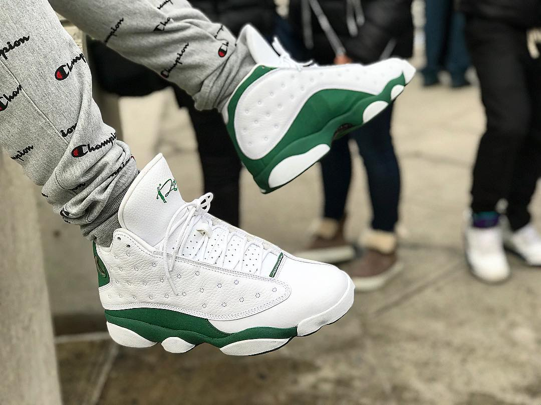Air Jordan 13 Retro Ray Allen (2)