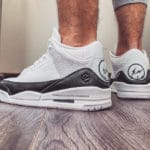 Fragment Design x Air Jordan III 'Orca'