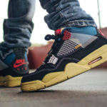 Union LA x Air Jordan IV Retro Off Noir