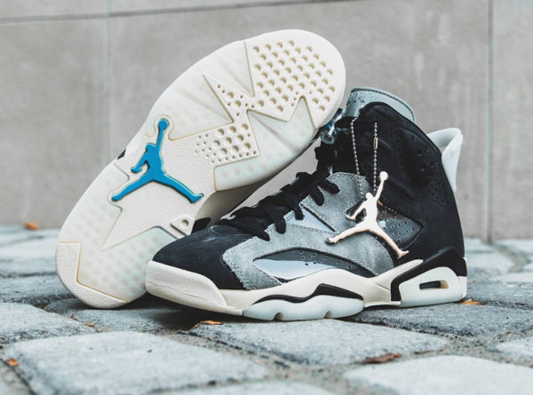Air Jordan 6 Retro Wmns Tech Chrome CK6635-001