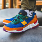 New Balance 992 Multicolor (made in US)