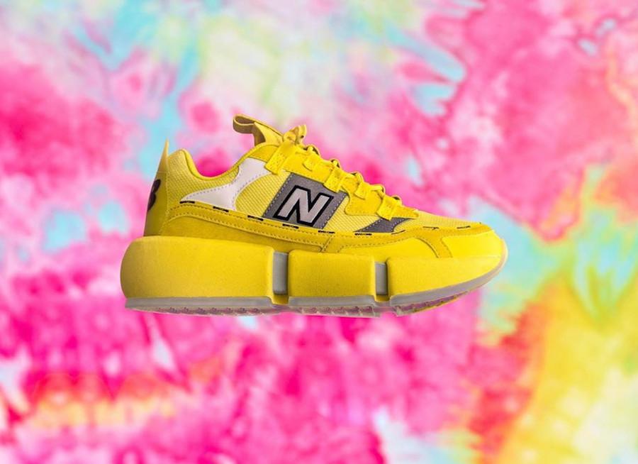 New Balance Vision Racer Yellow