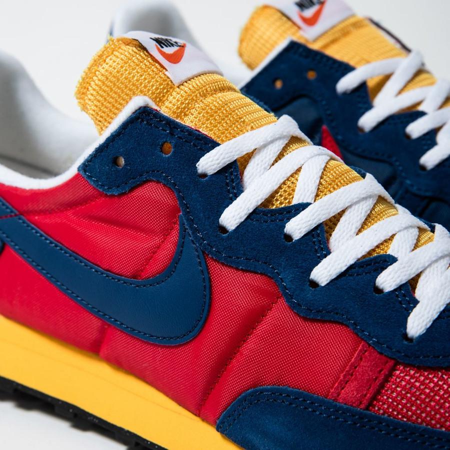 Nike Air Challenger OG 79 rouge bleu et jaune (1)