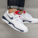 Nike Air Cross Trainer 3 Low White Midnight Navy