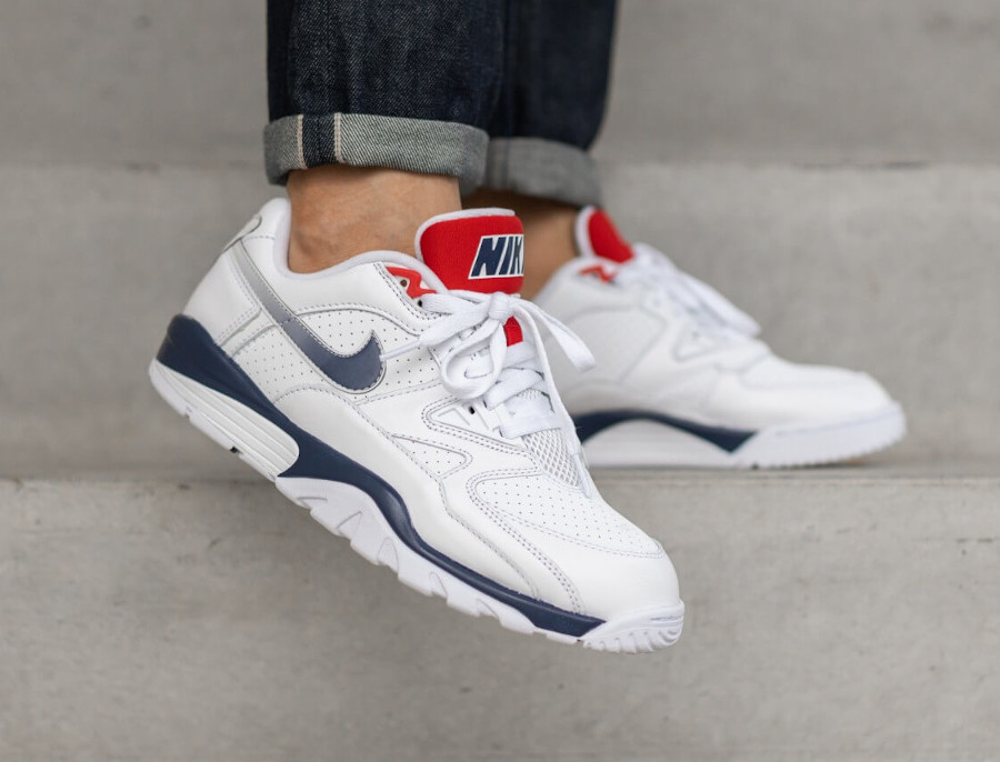 Nike Air Cross Trainer 3 Low USA White Midnight Navy CN0924-100