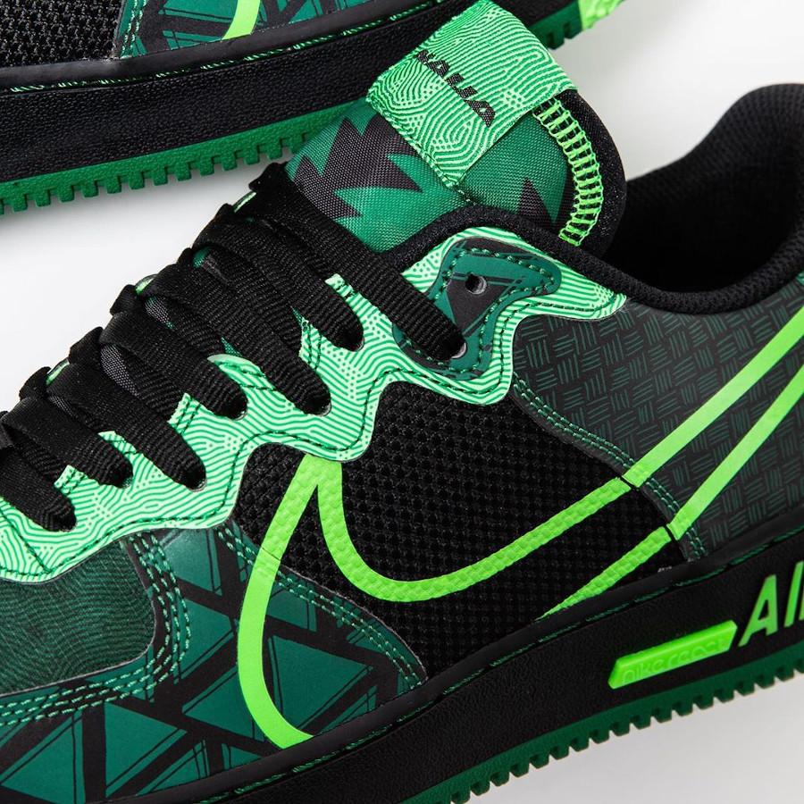 Nike Air Force One React Super Eagles (4)