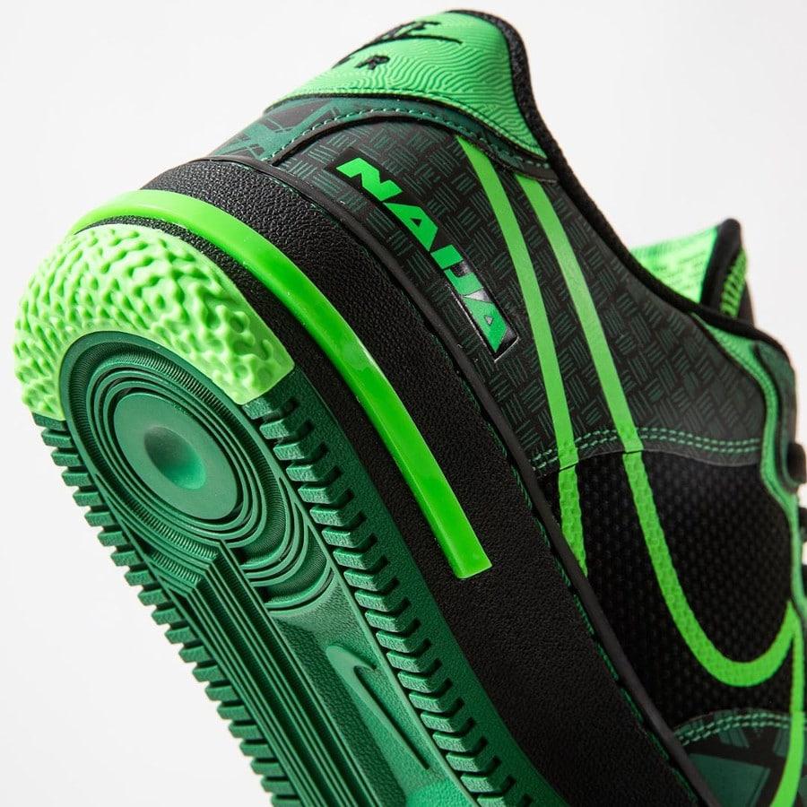 Nike Air Force One React Super Eagles (5)
