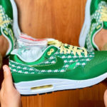 Nike Air Max 1 Premium 'Lemonade' Pine Green