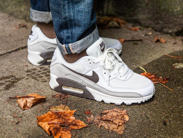 Nike Air Max 90 Recrafted Baroque Brown CW7483-100
