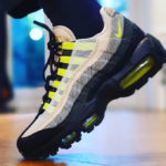 Denham x Nike Air Max 95 OG Neon Denim