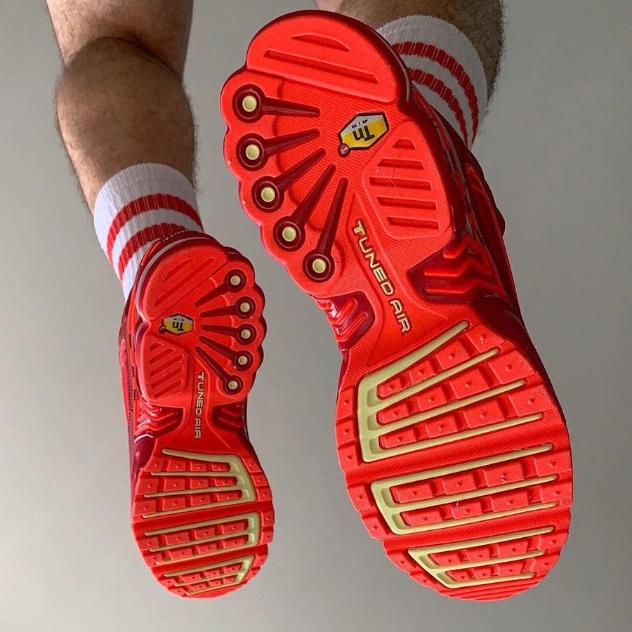 Nike Air Max TN3 Requin Tony Stark (1)