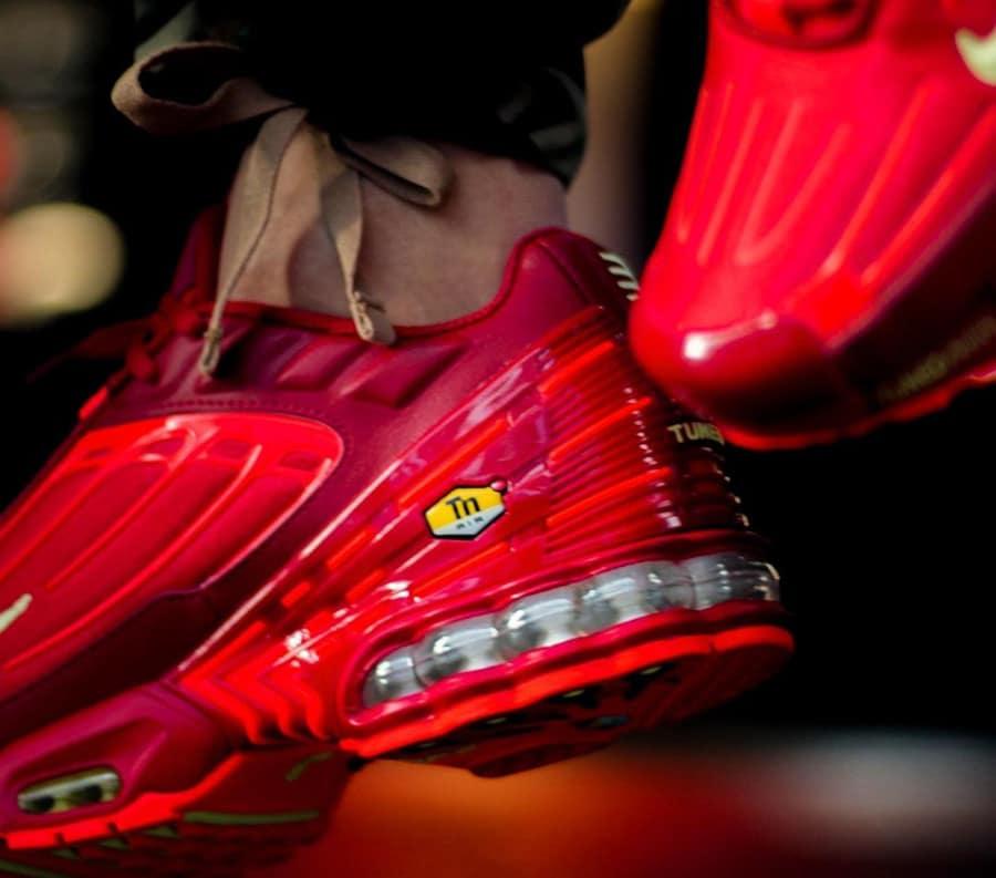 Nike Air Max TN3 Requin Tony Stark (4)