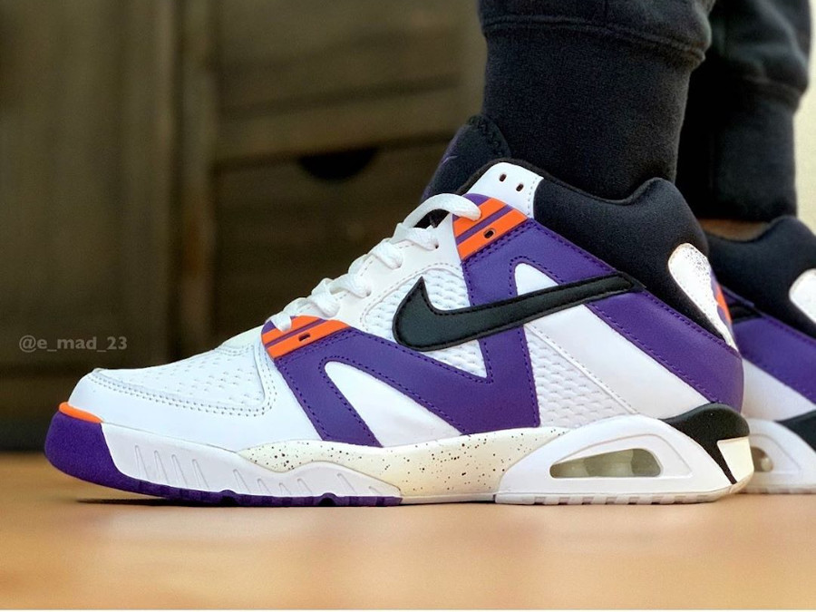 Nike Air Tech Challenge 3 OG Purple Voltage - @e_mad_23