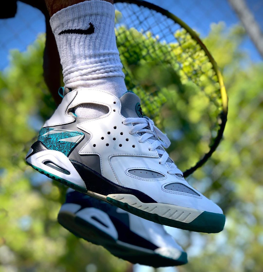Nike Air Tech Challenge Hurache Turbo Green - @chene2chenetwo
