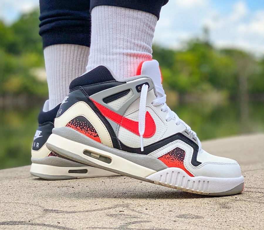 Nike Air Tech Challenge II Hot Lava - @mr.zbinden