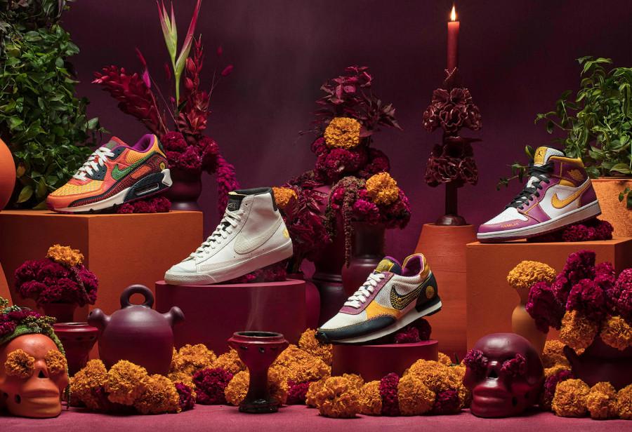 Nike Dia De Los Muertos 2020