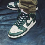 Nike Dunk High SP Spartan Green 2020 (Be True To Your School)