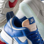Nike Dunk Low Disrupt Wmns 'Game Royal, Gym Red & Photon Dust'