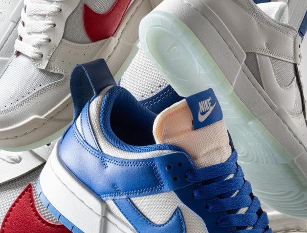 Nike Wmns Dunk Low Disrupt CK6654 (couv)