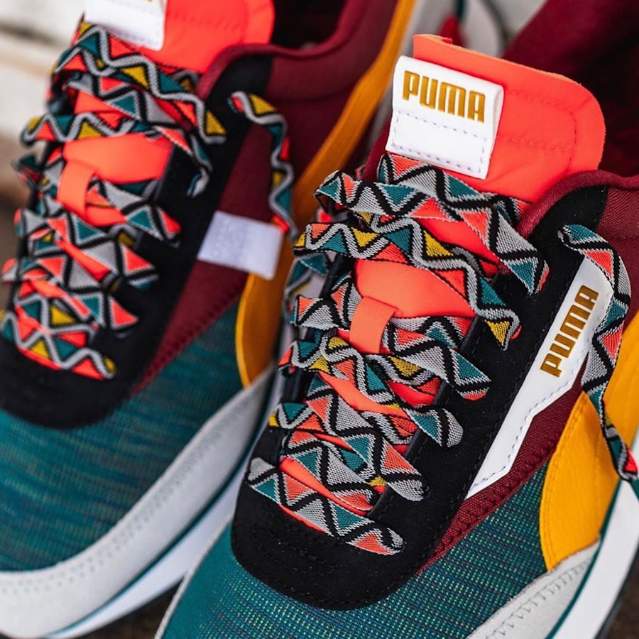 Puma Future Rider Mix 2020 multicolore (style africain) (3)
