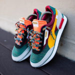 Puma Future Rider Mix 'Teal Green Burnt Russet'