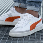 Puma Oslo City Premium White Dragon Fire