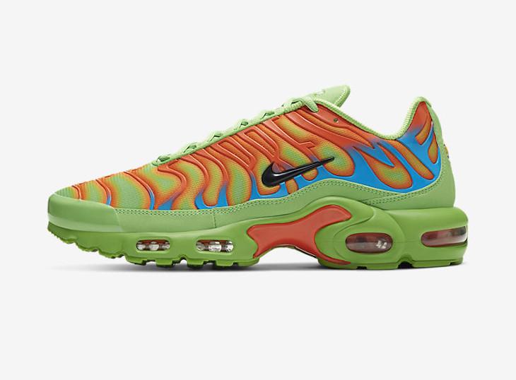 Supreme x Nike Air Max Plus Mean Green