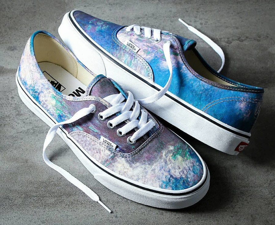 Vans Authentic Nympheas VN0A2Z5I18H (0)