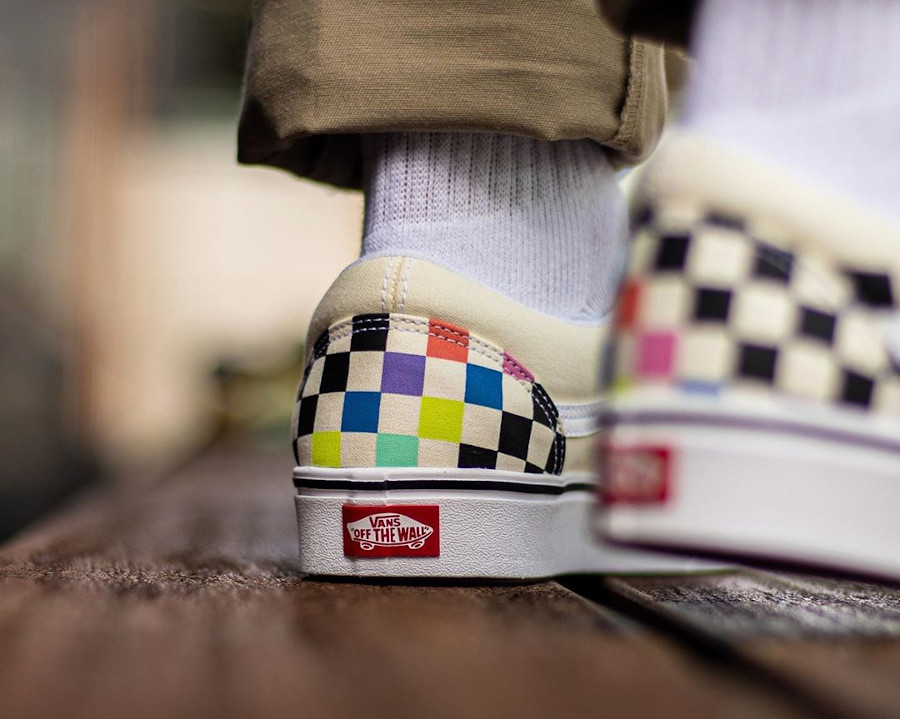 Vans Old Skool Moma Checkerboard Multicolor VN0A3WMA1PJ (1)