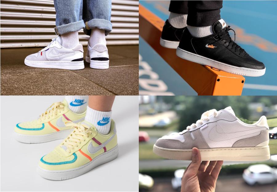 Code promo Nike octobre 2020 : 5 sneakers pas cher à moins de 50€