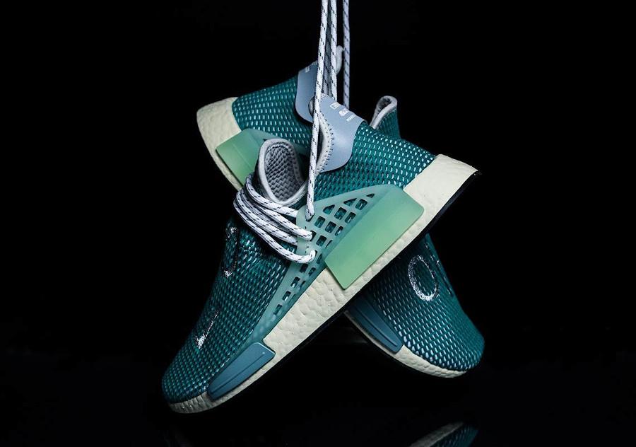 Adidas NMD Human Race 2020 vert turquoise Europe Exclusive (7)