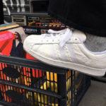 Edbanger Records x Adidas Superstar