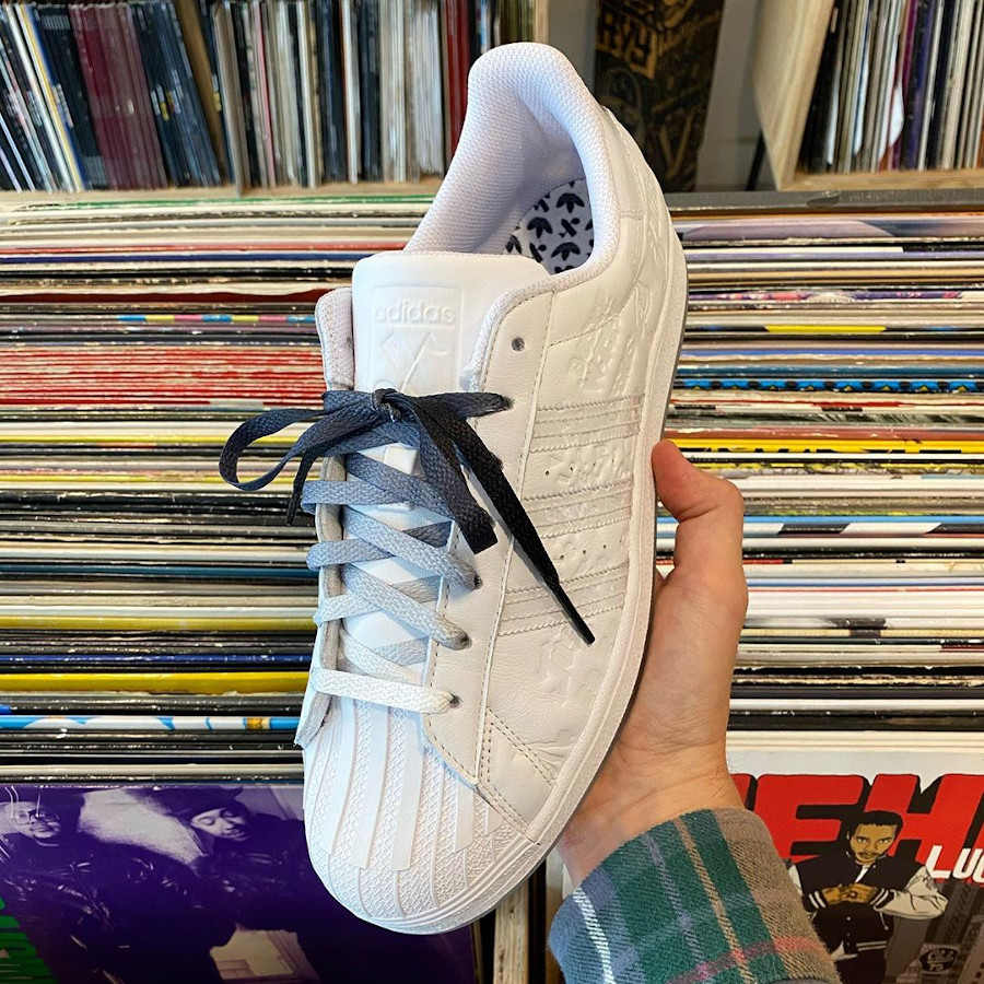 Adidas Superstar White Edbanger (2)