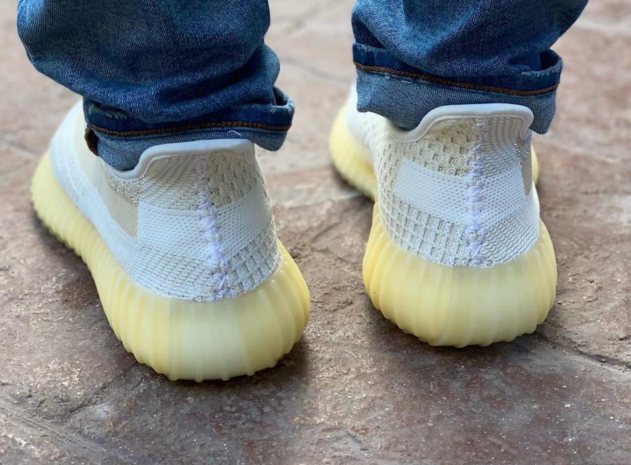 Adidas Yezzi 2020 Beige (2)