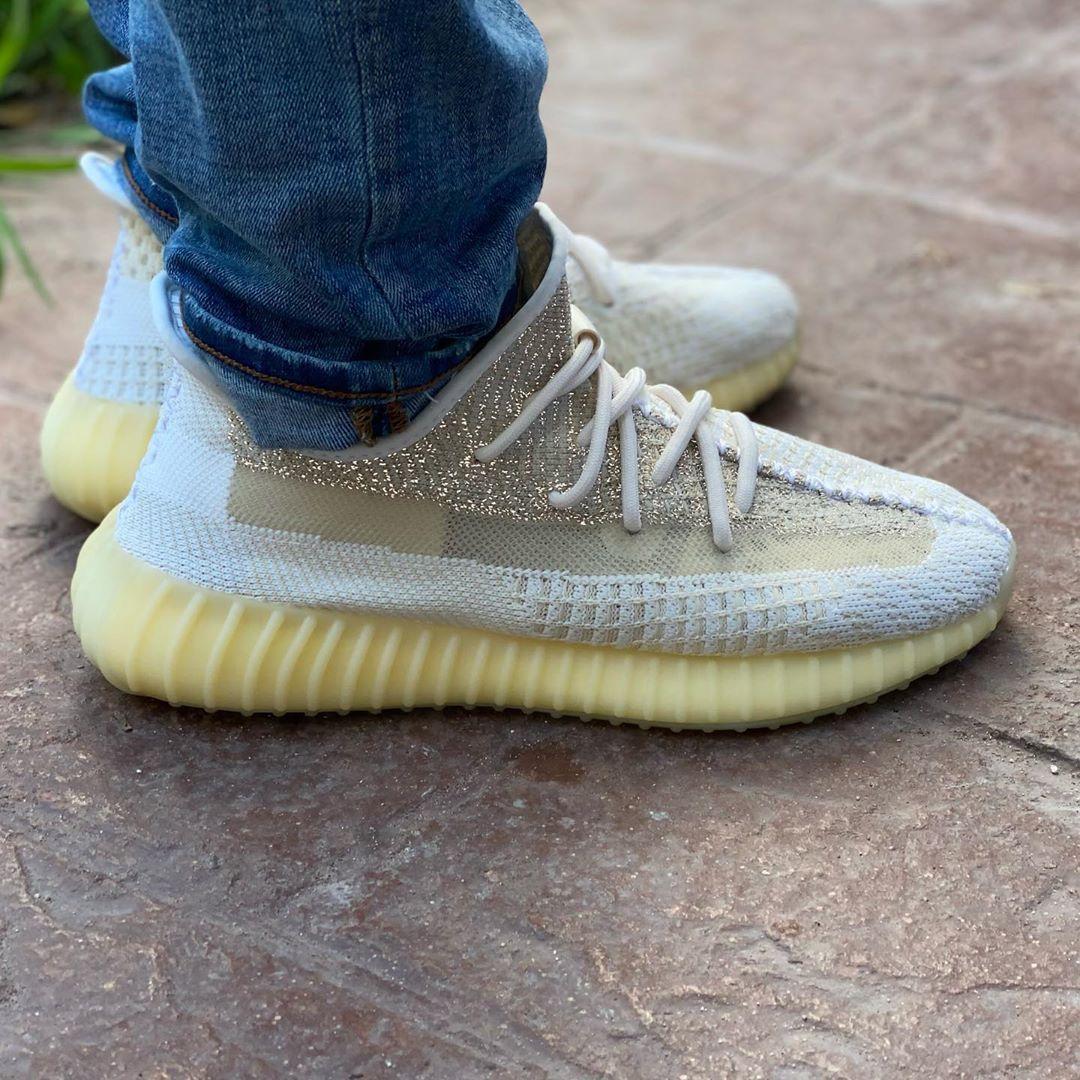Adidas Yezzi 2020 Beige (5)