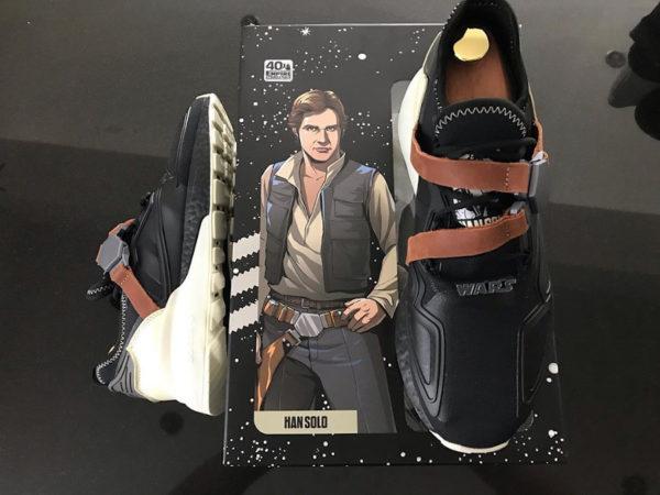 Adidas ZX 2K Boost Star Wars Han Solo FX9113