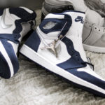 Air Jordan 1 High Retro OG Co.JP Midnight Navy 2020