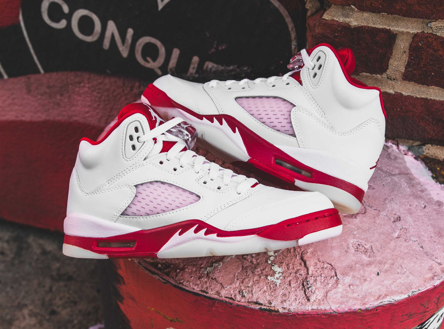 Air Jordan 5 Retro GS Pink Foam 440892-106