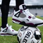 Air Jordan IV Retro BCFC Paris Saint Germain
