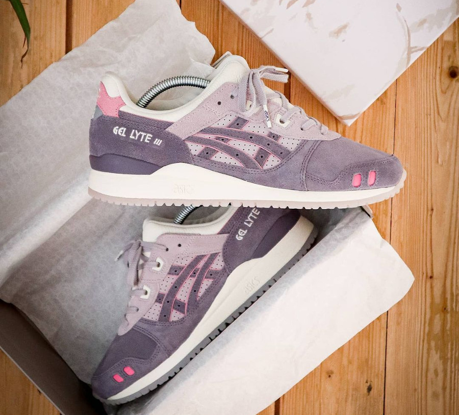 Asics Gel Lyte 3 30th Endclothing Pearl 1191A356-500