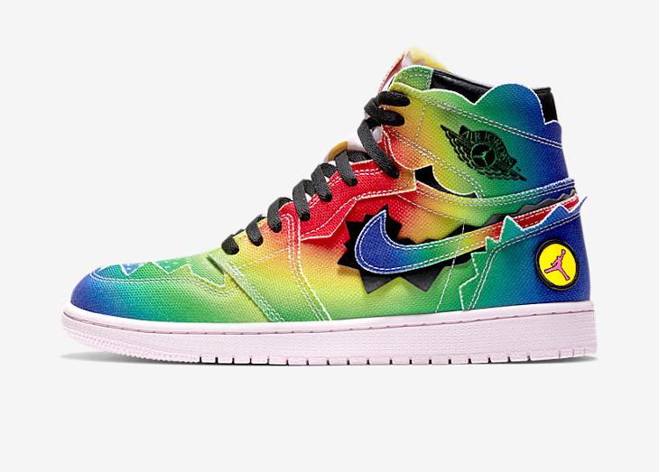 J. Balvin x Air Jordan 1 High