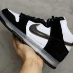 Slam Jam x Nike Dunk High Pro SB 'Clear Black'