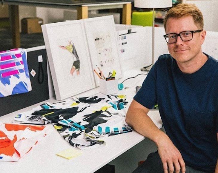 Matthias Wagner designer Nike Court Challenge 2020